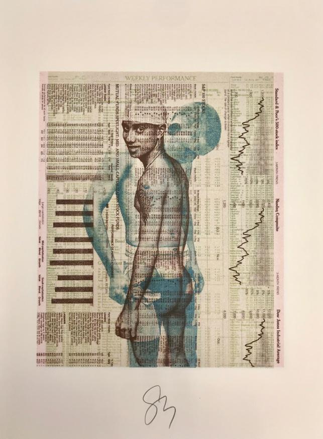 Untitled [Stock Boyz Remix Print 59]