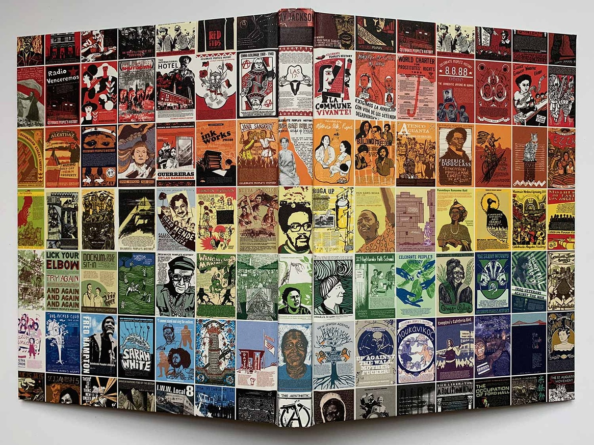 Celebrate People's History: The Poster Book Of Resistance and Revolution: New Edition thumbnail 2