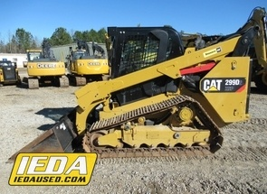 Used 2017 Caterpillar 299D2 XHP For Sale