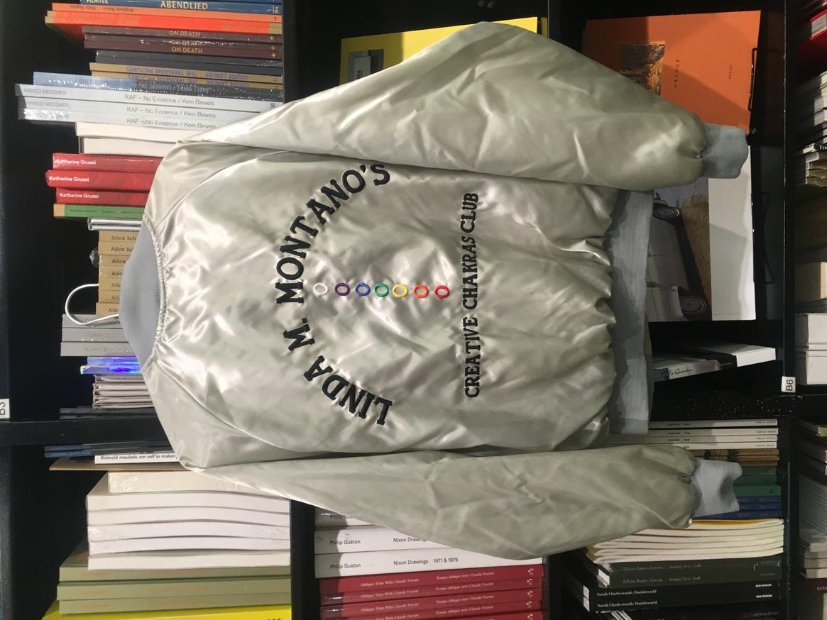 Living Art Chakra Jacket Silver