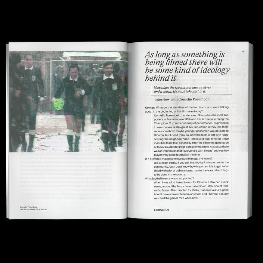 CORNER Football + Society Vol.1 thumbnail 3