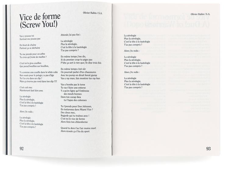 Paroles (Songbook) thumbnail 5