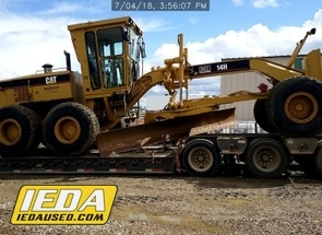 Used 2005 Caterpillar 14H For Sale