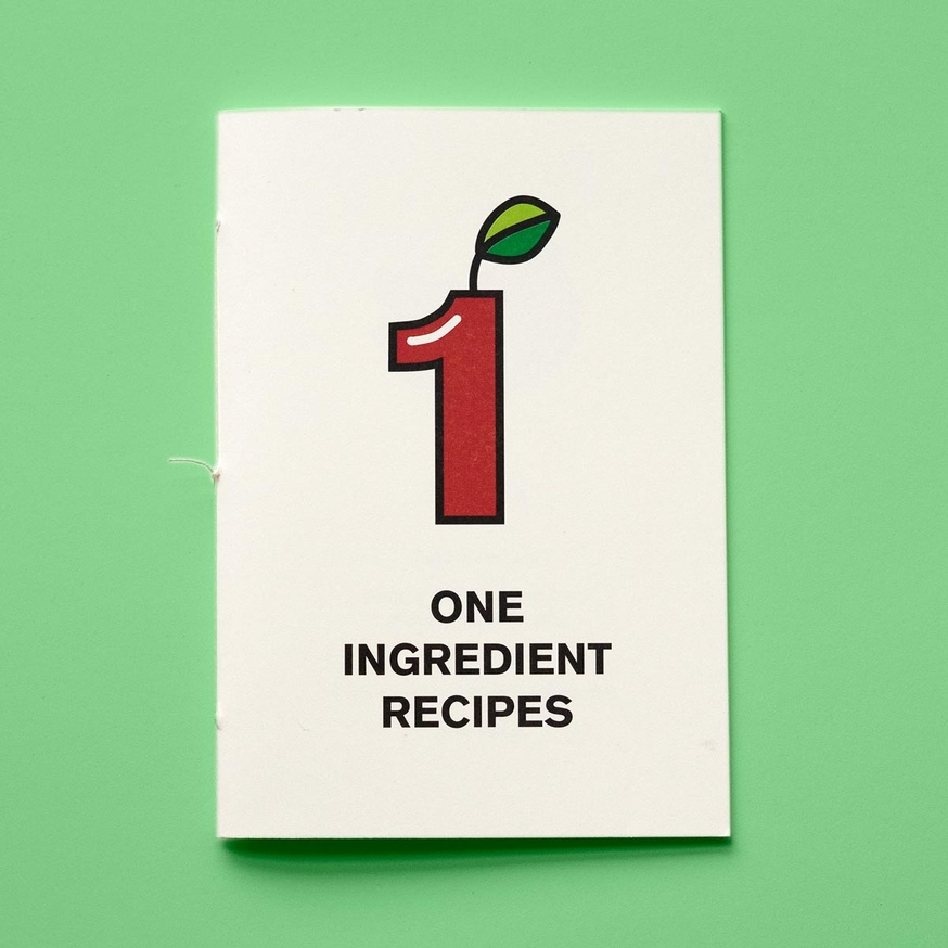 One Ingredient Recipes