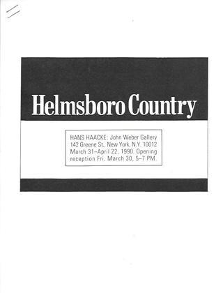 Helmsboro Country