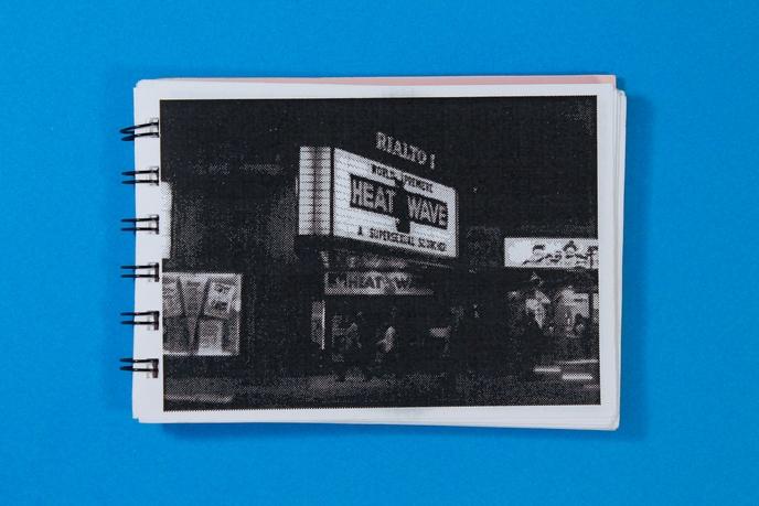 Movie Houses N.Y.C.