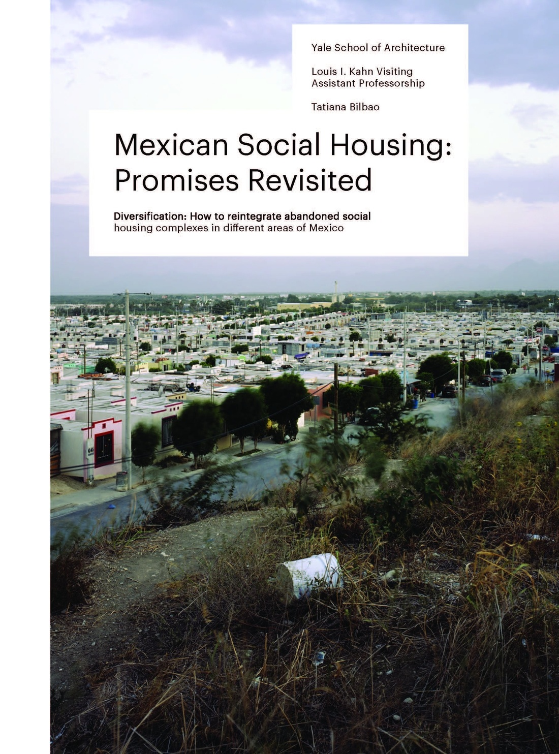 Cover of Mexican Social Housing Revisited