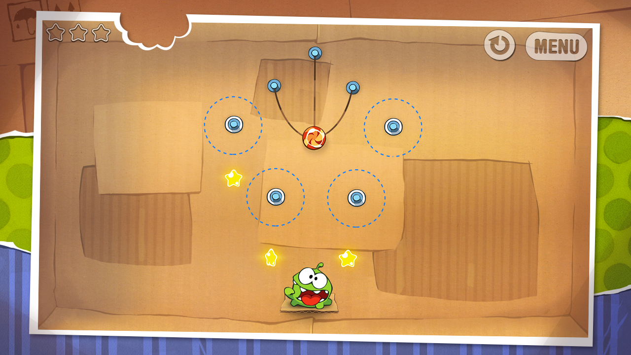 Image result for cut the rope in win7