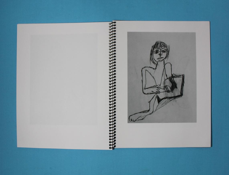 Ian Kinmont Figure Drawings 2016 thumbnail 5