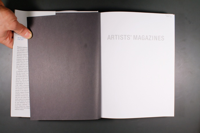 Artists' Magazines: An Alternative Space for Art thumbnail 3
