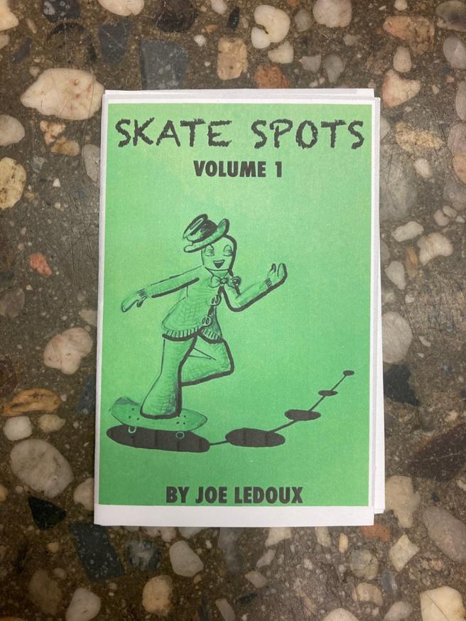 Skate Spots Vol. 1 & 2