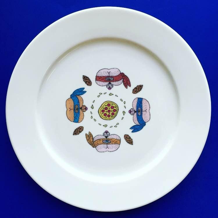 NTSM Plate Bartholomew