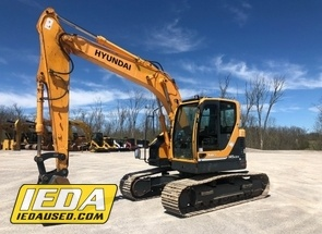 Used 2012 Hyundai ROBEX 145 LCR-9A For Sale