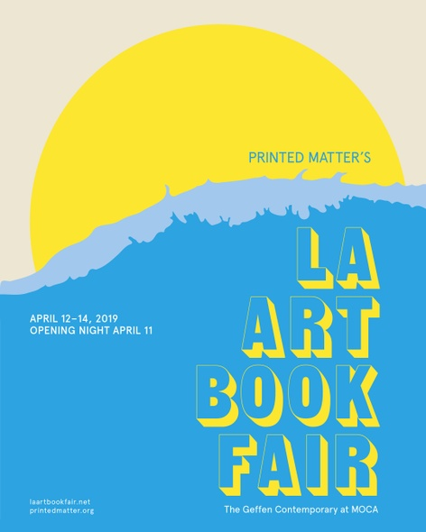 2019 LA Art Book Fair — Deadline December 11