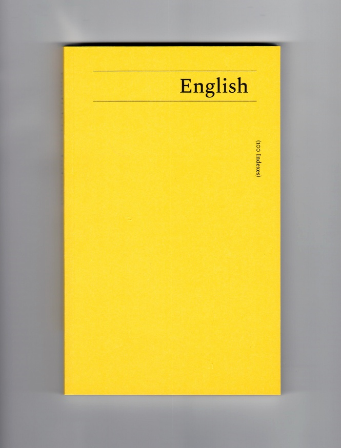 English (100 Indexes)