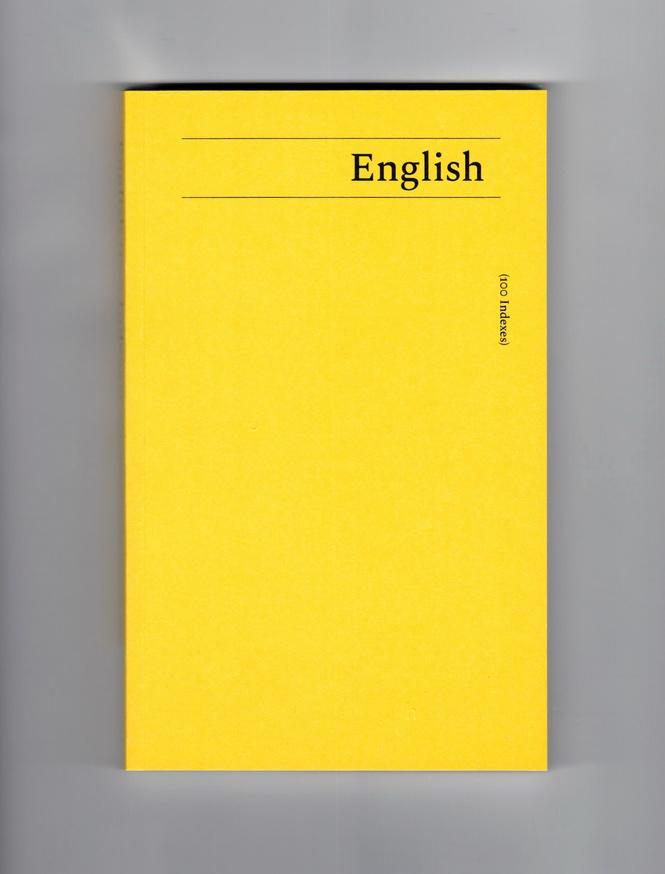 English (100 Indexes)