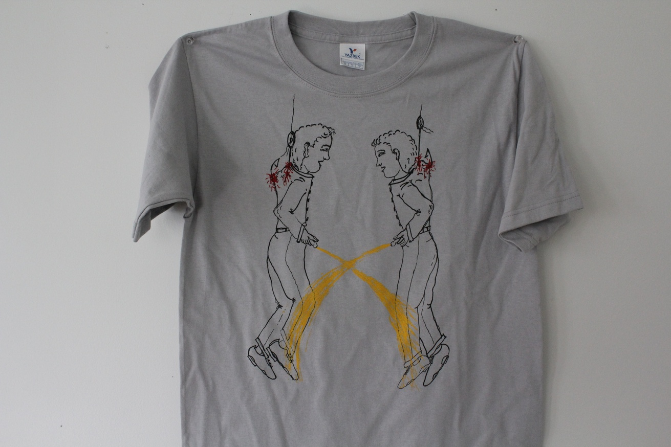 Fred Escher T-Shirt [Small]
