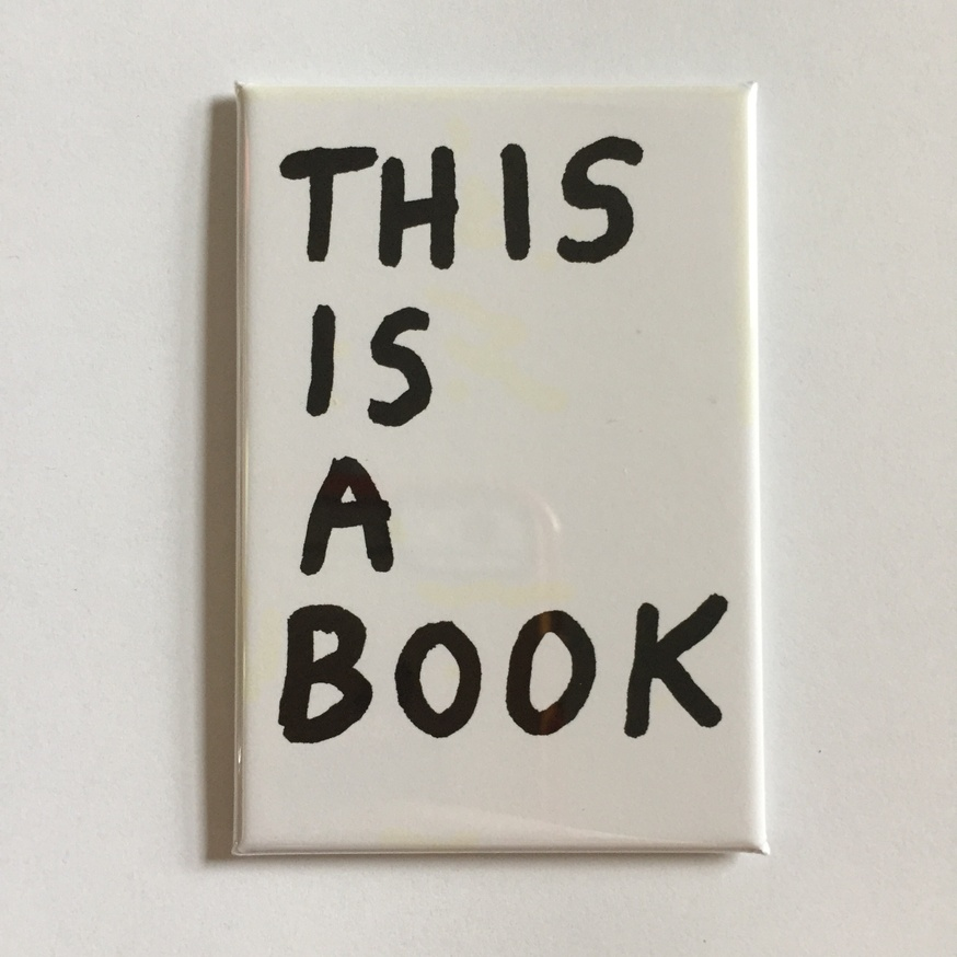 This Is A Book Magnet thumbnail 2