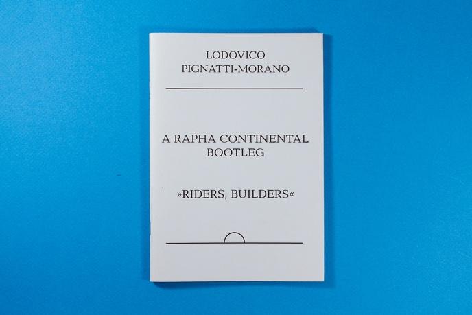 A Rapha Continental Bootleg : Riders, Builders thumbnail 3