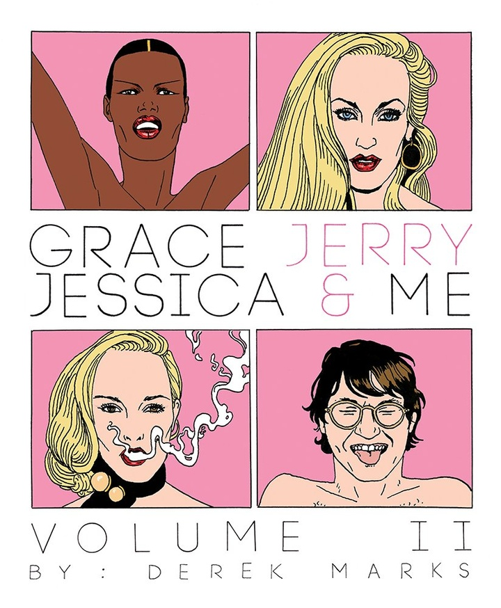 Grace, Jerry, Jessica and Me, Vol. II