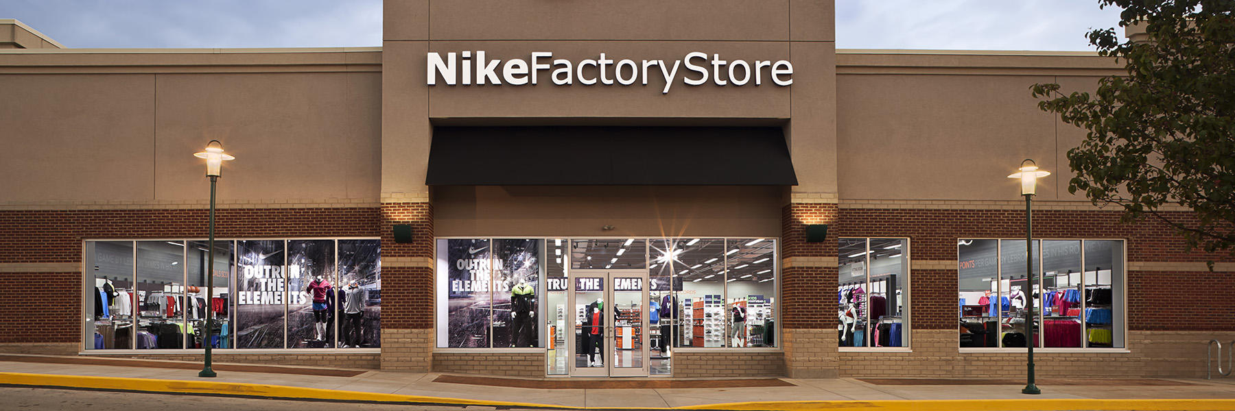 nike outlet hours louisville ky