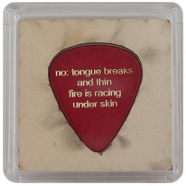 Plectrum: After Anne Carson, After Sappho