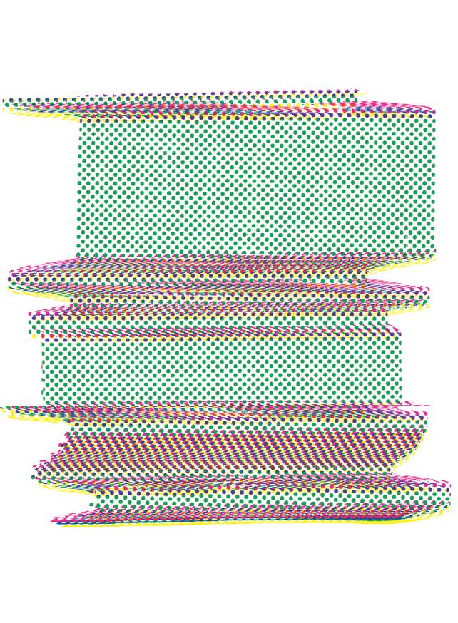CMYK Print Test Panel (Darkroom Manuals), 2014 - Set of Four thumbnail 2