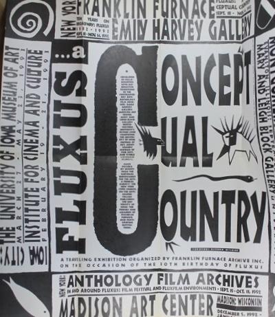 Fluxus: A Conceptual Country  thumbnail 3