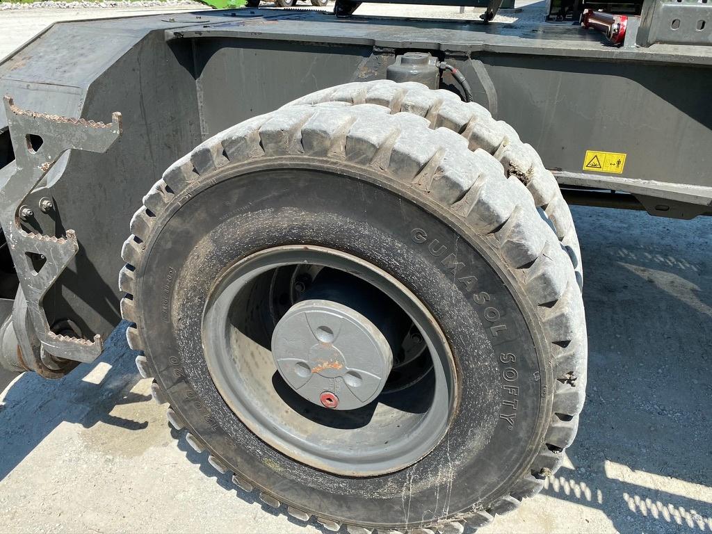 Used 2009 Sennebogen 830M For Sale