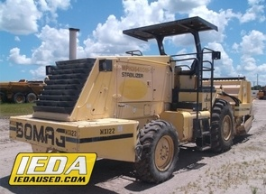 Used 2007 Bomag MPH364S For Sale