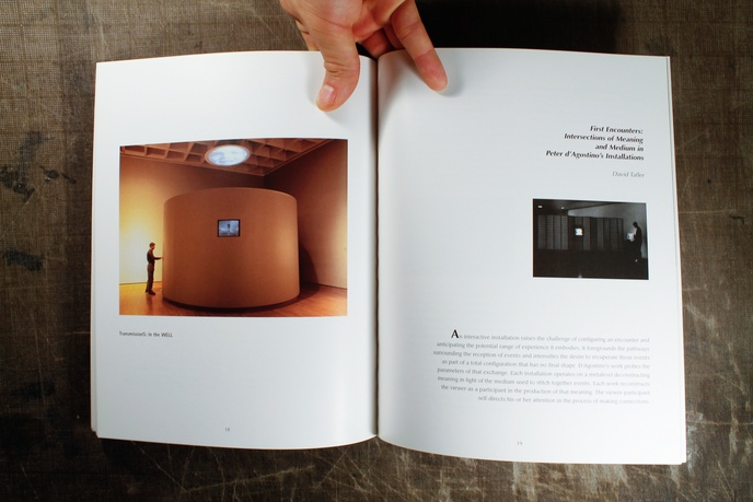 Peter D'Agostino : Interactivity & Invention, 1978-1999 thumbnail 3