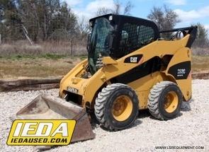 Used 2008 Caterpillar 262C For Sale