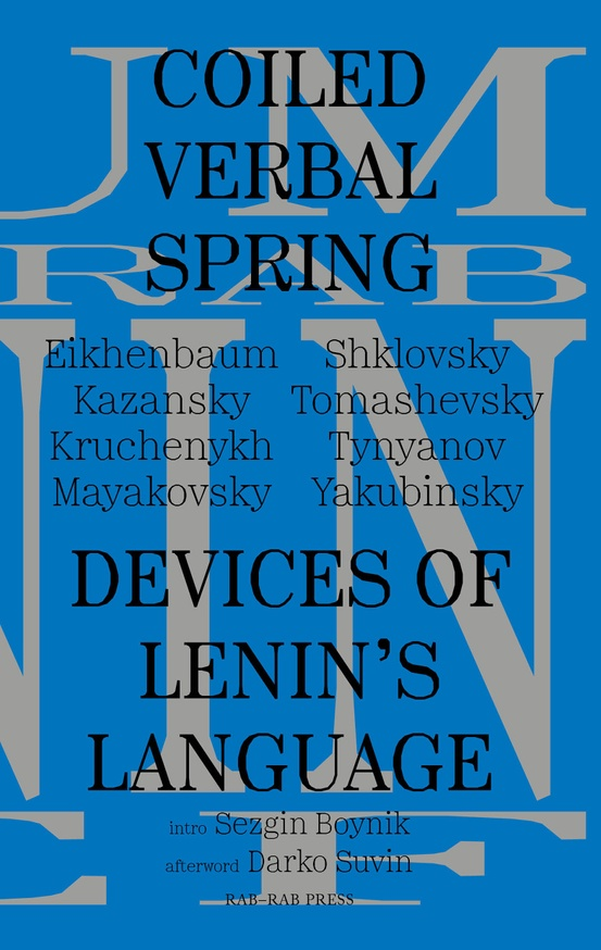 Coiled Verbal Spring: Devices of Lenin's Language