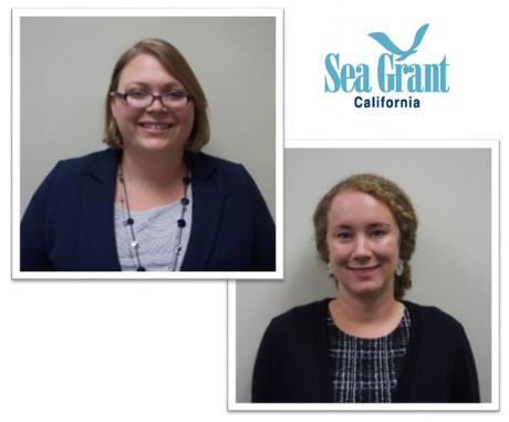Two SNS Alumnae Awarded 2019 California Sea Grant State Fellowships