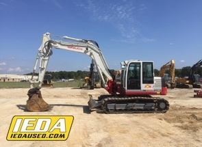 Used 2015 Takeuchi TB1140 For Sale