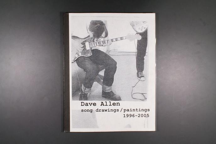 Bootleg 4 : Song Drawings / Paintings 1996 - 2005