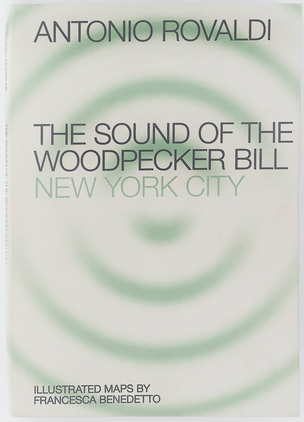 The Sound of the Woodpecker Bill: New York City