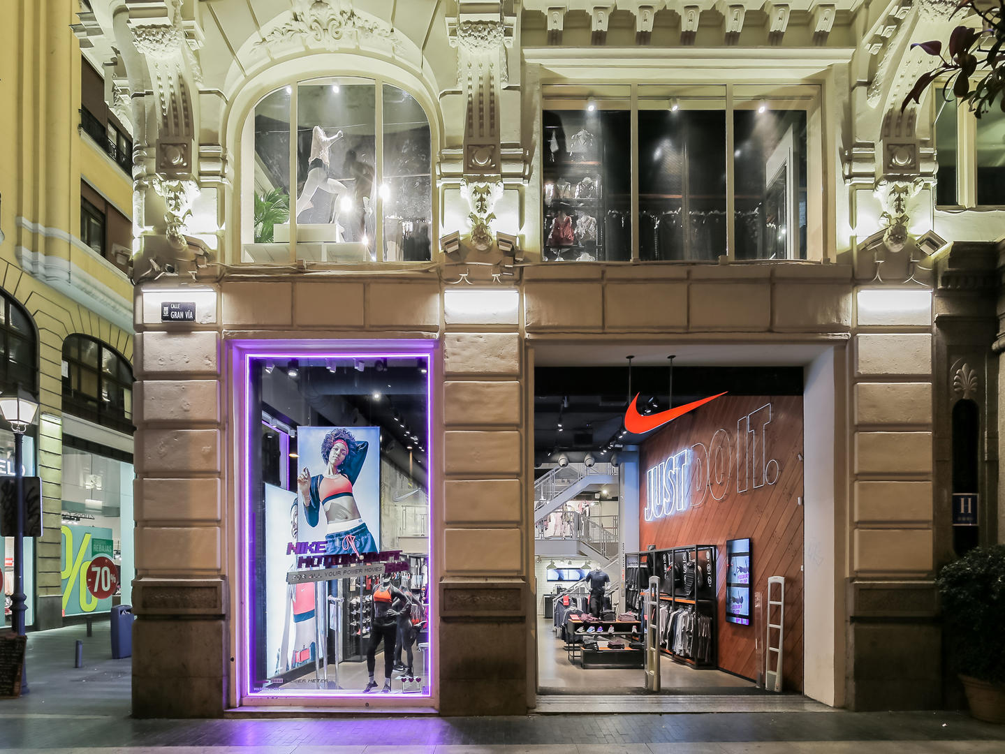 boutique nike madrid