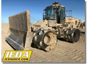Used 2012 Caterpillar 816F II  For Sale