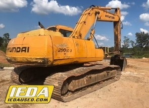Used 2002 Hyundai ROBEX 250 LC-3 For Sale