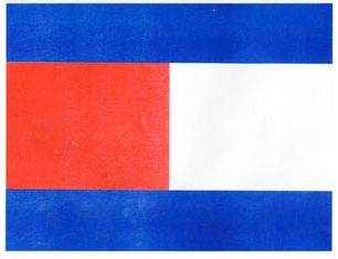 Tommy Flag Series: 8.5 × 11″, Riso MZ 1090U thumbnail 6