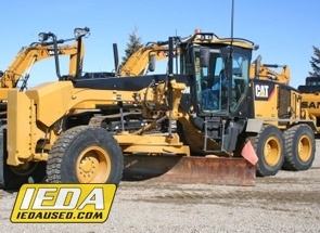 Used 2008 Caterpillar 160M VHP PLUS For Sale