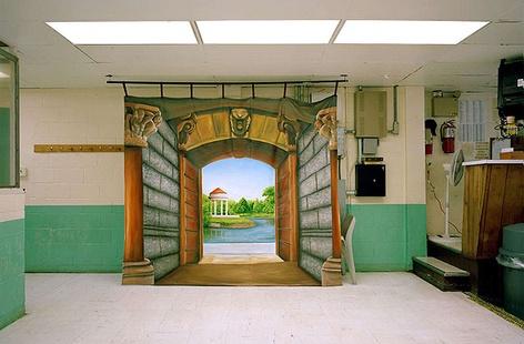 Prison Landscapes by Alyse Emdur