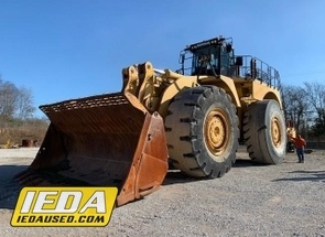 Used 2008 Caterpillar 994F For Sale
