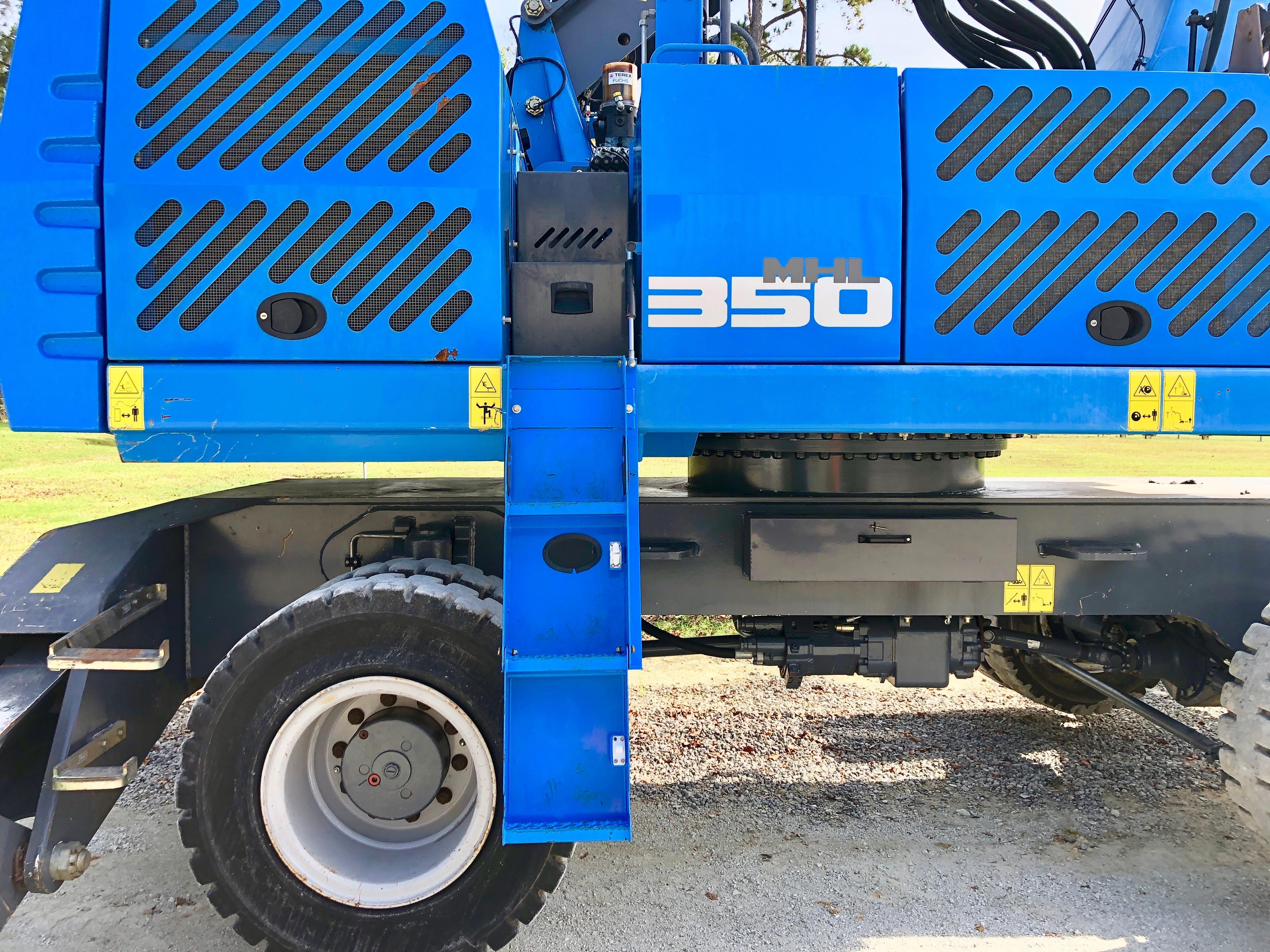Used 2014 Fuchs MHL350E For Sale