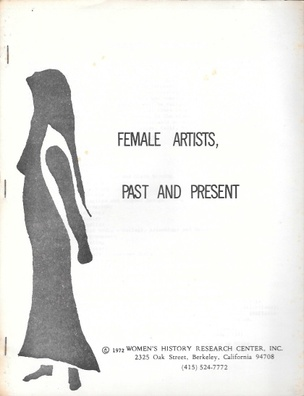Female Artists, Past and Present