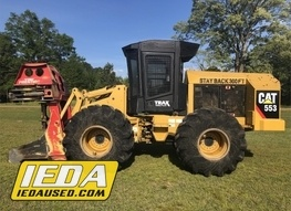 Used 2010 Caterpillar 553 For Sale