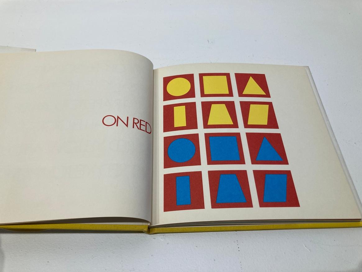 Geometric Figures & Color [Hardback] thumbnail 4