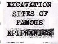 Excavation Sites of Famous Epiphanies
