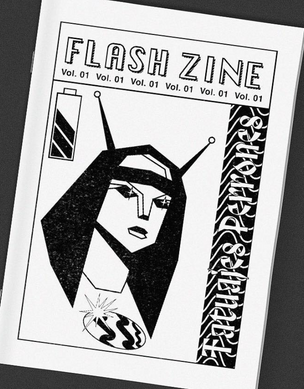 Flash Zine, Vol. 1